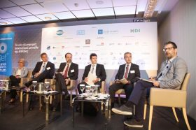 "Panel II: Χρηματοδότηση και ασφάλιση, τα ""όπλα"" των εξαγωγέων"