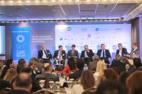 Panel I: «Εθνική Στρατηγική Ανάπτυξης: Ο ρόλος και οι πολιτικές ενίσχυσης των εξαγωγών».