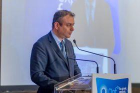 Θεσμικός Χαιρετισμός: Παναγιώτης Χασάπης, Εκτελεστικός Αντιπρόεδρος, Σύνδεσμος Εξαγωγέων Βορείου Ελλάδος (ΣΕΒΕ)