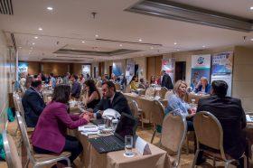 Παράλληλη δράση - Meetings  εταιρειών με διμερή επιμελητήρια και χορηγούς του συνεδρίου.