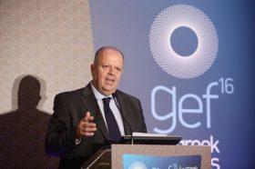 Χαιρετισμός: Αλκιβιάδης Καλαμπόκης, Πρόεδρος, Σύνδεσμος Εξαγωγέων Κρήτης (ΣΕΚ)