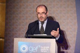 Ομιλία: Ηλίας Ξανθάκος, Γενικός Γραμματέας, Υπουργείο Οικονομίας, Ανάπτυξης και Τουρισμού