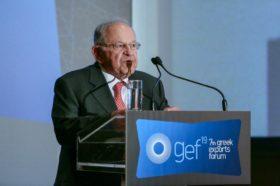 Ομιλία: Κωνσταντίνος Ν. Γιαννίδης, Πρόεδρος, ΕλληνοΚινεζικό Εμπορικό Βιομηχανικό Τουριστικό και Ναυτιλιακό Επιμελητήριο