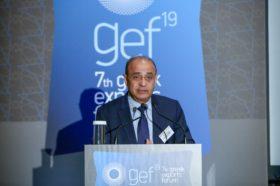 Ομιλία: Rashad Mabger, Γενικός Γραμματέας, Αραβο-Ελληνικό Επιμελητήριο Εμπορίου και Αναπτύξεως  & Επίτιμος Πρόξενος της Υεμένης στην Ελλάδα