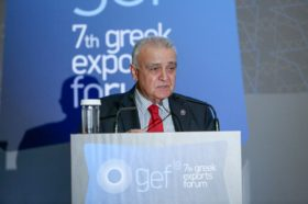 Ομιλία: Φώτης Προβατάς, Πρόεδρος, Επιμελητήριο Ελληνο-Κινεζικής Οικονομικής Συνεργασίας, Πρώην Αντιδήμαρχος και Πρόεδρος Δημοτικού Συμβουλίου Αθηναίων.