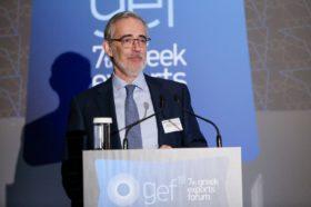 Ομιλία: Δημήτριος Χαλεπίδης, Πρόεδρος ΕΝΔΥ ΟΕΥ, Σύμβουλος ΟΕΥ Α΄, Διευθυντής, Β1 Διεύθυνση Στρατηγικού Σχεδιασμού, Υπουργείο Εξωτερικών