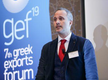 Ομιλία: Νίκος Αρχοντής, Project Expert in Export Promotion, GIZ